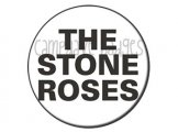 Stone Roses Button badge
