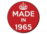 Made in 1965 - Keep Calm